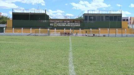 Casa oficial do Picos, estádio Helvídio Nunes passa por adequações; confira situação atual do Gigante da Malva