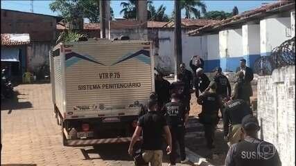 Vinte e dois presos são indiciados por homicídio doloso e por associação criminosa no Pará