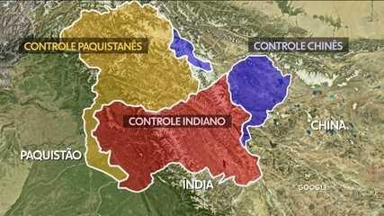 Governo da Índia revoga autonomia da Caxemira, uma das regiões mais tensas do mundo