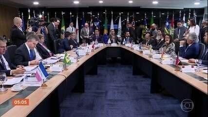 Em 2019, governadores se reuniram em Brasília e defenderam a revogação da lei Kandir; entenda
