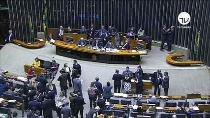 Câmara aprova em segundo turno texto-base da reforma da Previdência