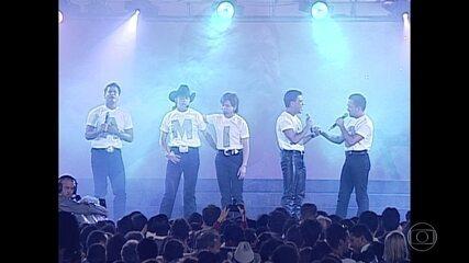 Amigos relembram programa que foi ao ar de 1995 a 1998