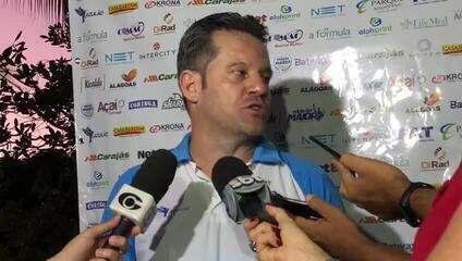 Argel diz que os jogadores precisam falar em campo