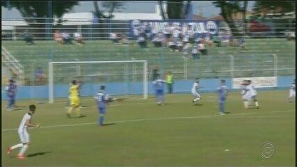 Amparo empata com Itararé, se classifica e elimina rival da Segundona