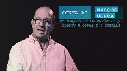 Conta Aí: Marcos Uchôa