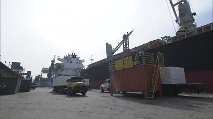 Governo arrecada mais de R$148 milhões em leilão de três terminais portuários