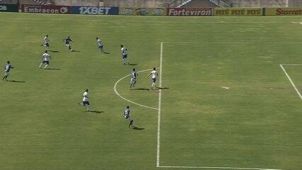 São Bento 2 x 1 Paraná: assista os melhores momentos