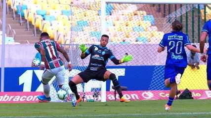 Melhores momentos: Fluminense 0 x 1 CSA pela 15ª rodada do Brasileirão 2019