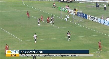 Assista aos lances da vitória do Náutico sobre o Botafogo-PB