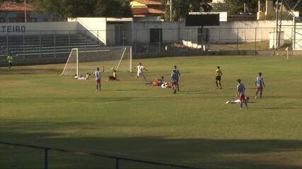 Fluminense vence o Biroesportes por 5 a 1 pela 2ª rodada do Campeonato Piauiense sub-17