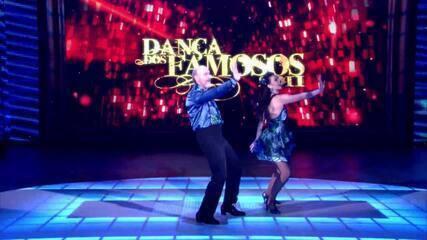 Odilon Wagner relembra experiência no 'Dança dos Famosos'