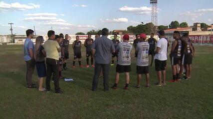 Ainda sem técnico, Cori-Sabbá apresenta elenco para a Série B do Campeonato Piauiense