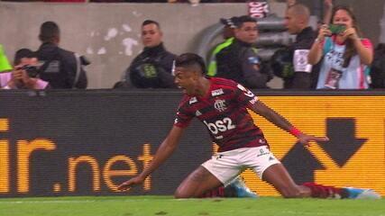Os gols de Flamengo 2 x 0 Internacional pela Libertadores 2019
