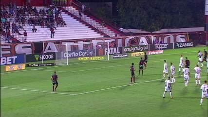 Melhores momentos: Atlético-GO 0 x 0 Brasil de Pelotas pela 18ª rodada do Brasileiro Série B