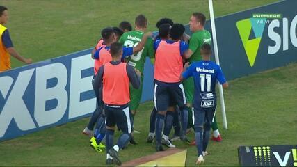 Gols de Londrina 2x4 São Bento, pela 18ª rodada da Série B do Brasileiro
