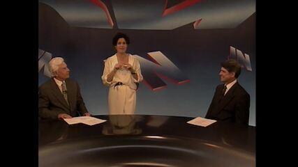 'Vídeo Show' visita bastidores nos 25 anos do 'Jornal Nacional'