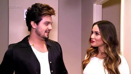 Luan Santana revela que pensa em casamento com Jade Magalhães