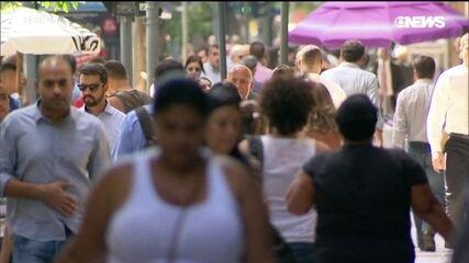 População brasileira chega a 210 milhões de habitantes