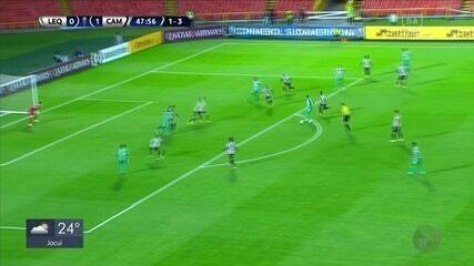 Atlético-MG vence e se classifica para as semifinais da Copa Sul-americana