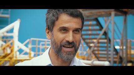 Eriberto Leão Apresenta Diogo, seu personagem em Ilha de Ferro