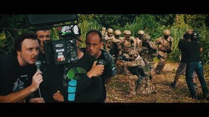 'Ilha de Ferro' contou com a parceria da Marinha para sua segunda temporada