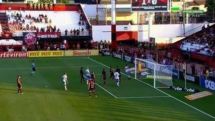 Melhores Momentos de Atlético-GO 1 x 0 São Bento - 20ª rodada da Série B