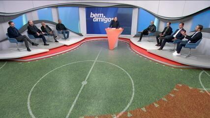 Grêmio ou Flamengo? Comentaristas opinam sobre quem vive melhor momento antes de semifinal da Libertadores.
