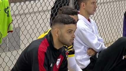 Mogi Futsal entra em quadra nesta terça-feira contra o Hortolândia