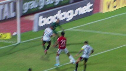 Melhores momentos: Vila Nova 0 x 2 Vitória pela 21ª rodada da Série B do Brasileiro