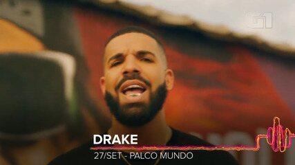 Drake: Como será o show no Rock in Rio 2019?