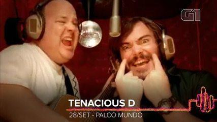 Tenacious D: Como será o show no Rock in Rio 2019?