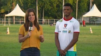 Nathália Dielú repercute resultado de Fernando Baloteli no Troféu Brasil de Atletismo