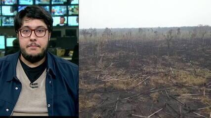 Amazônia tem o maior índice de chuva e queimadas dos últimos 4 anos