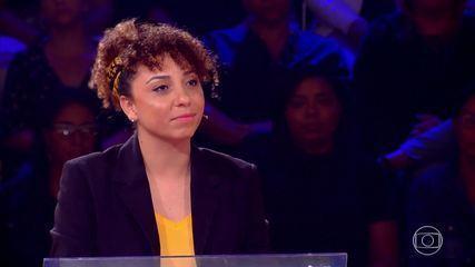 Ana Paula participa do 'Quem Quer Ser Um Milionário?'