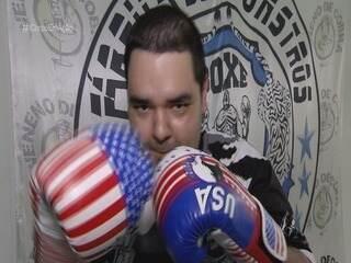 Prática do boxe transforma a vida de dois homens em Santos
