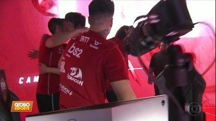 Flamengo é campeão brasileiro no CBLoL