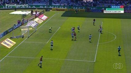 Atlético-GO supera Coritiba e assume vice-liderança