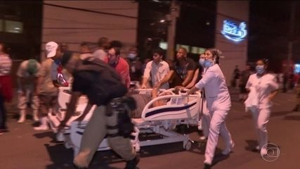 Incêndio em hospital particular do Rio deixa 11 mortos
