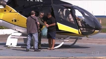André do Rap, um dos maiores traficantes do país, é preso em Angra dos Reis, no Rio