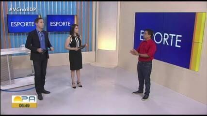 """Carlos Ferreira, sobre marcação de julgamento no STJD: """"Vitória moral do Paysandu"""""""