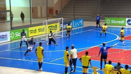 Aparecida derrota Siriri por 5 a 1 e vence primeira na Copa TV Sergipe