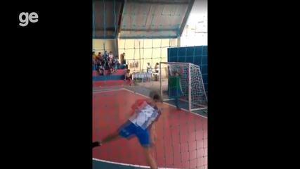 Vídeo de Cássio que viralizou nas redes sociais