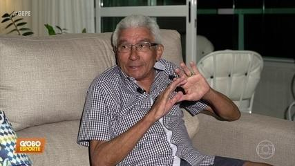 Desempregado, Givanildo Oliveira sente falta do dia a dia de trabalho como técnico