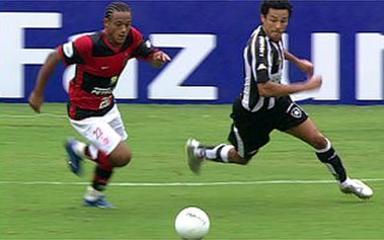 Melhores momentos: Flamengo 2 x 1 Botafogo pela final da Taça Guanabara 2008