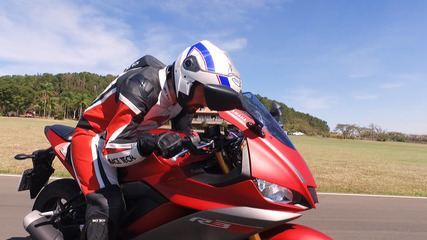 Yamaha YZF-R3 2020: modelo é avaliado na pista