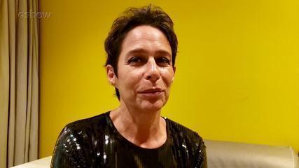 Andréa Beltrão conta que não tem redes sociais