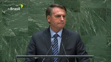 Bolsonaro condena a perseguição religiosa