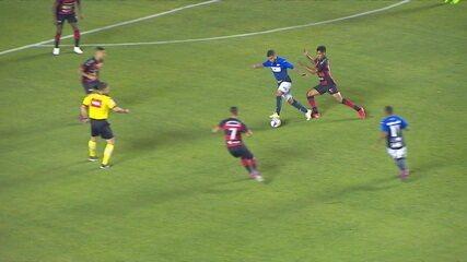 Melhores momentos de Oeste 2 x 1 São Bento pela 24ª rodada da Série B 2019