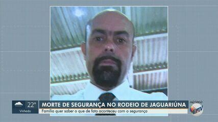 Polícia investiga morte de segurança que trabalhou no Rodeio de Jaguariúna
