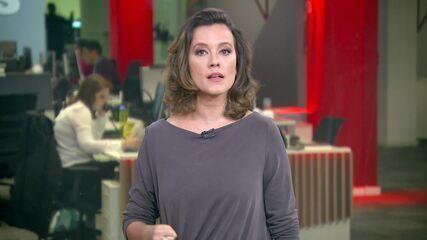 Natuza Nery: 'Placar expressivo tende a dar força a Aras no MPF'
